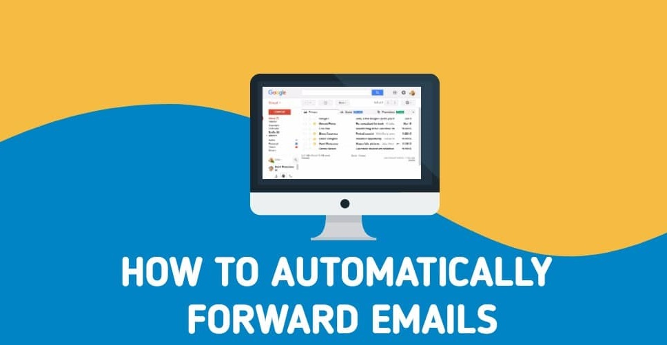 How to Automatically Forward Emails from Yahoo to Gmail?